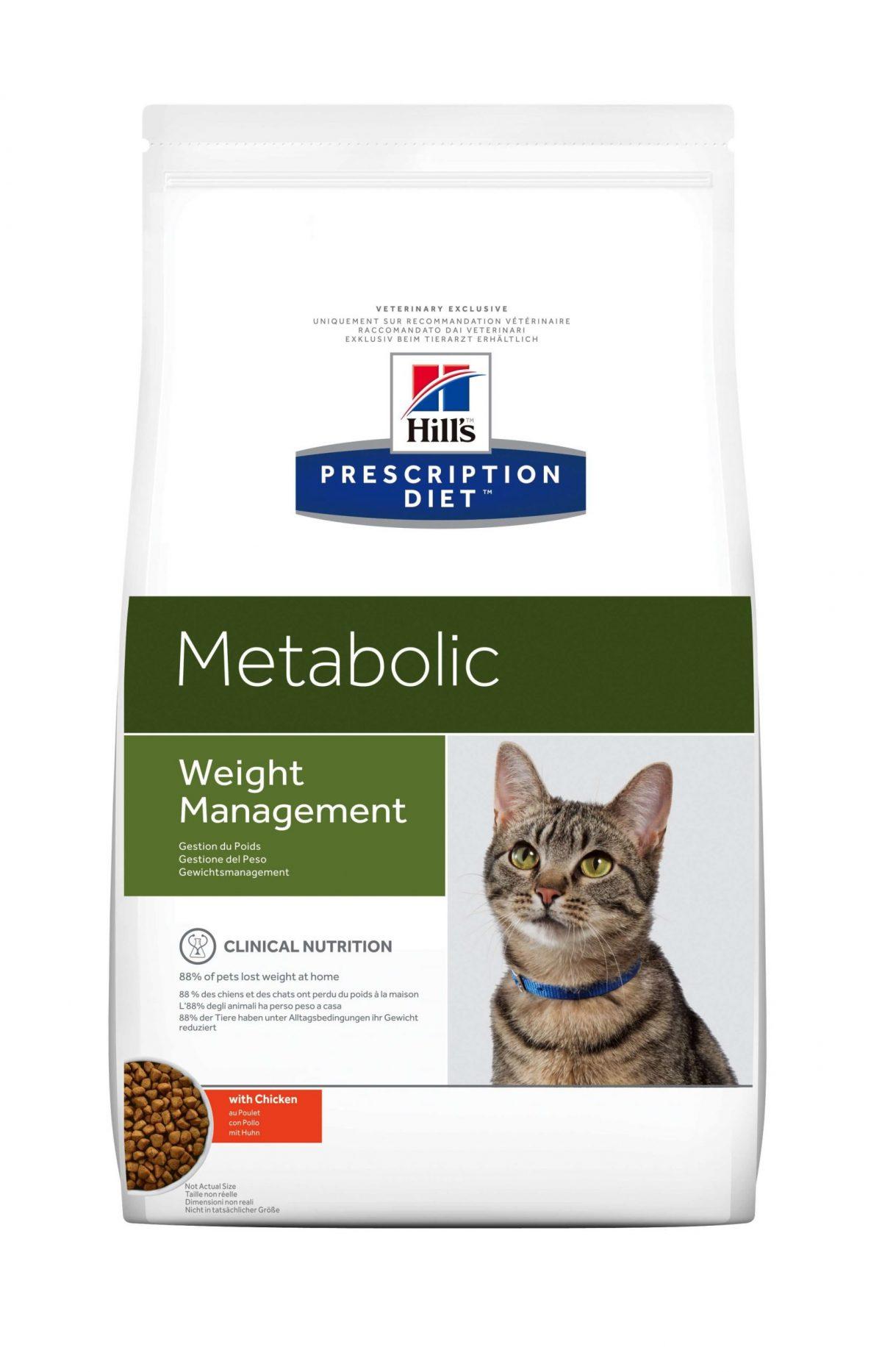 Metabolic hills pisica