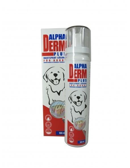Alphaderm plus spray 100 ml