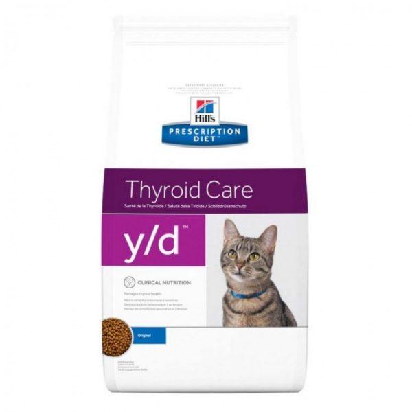 Hills PD yd Thyroid Care 5 kg