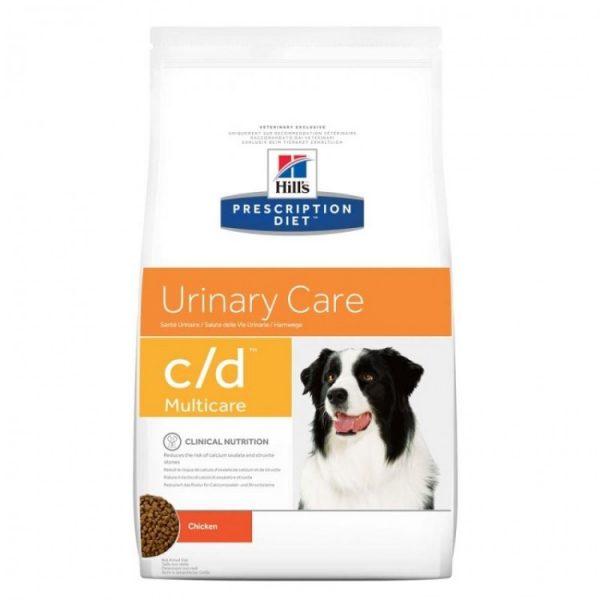 Hills cd urinary care