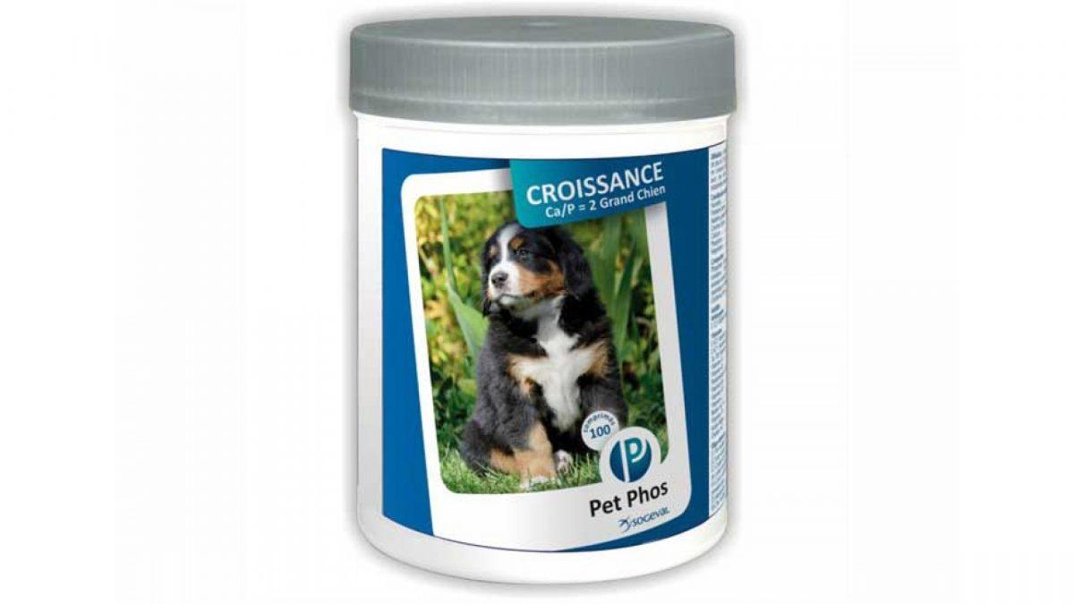 Pet Phos Croissance Special Grand Chien, 100 tablete