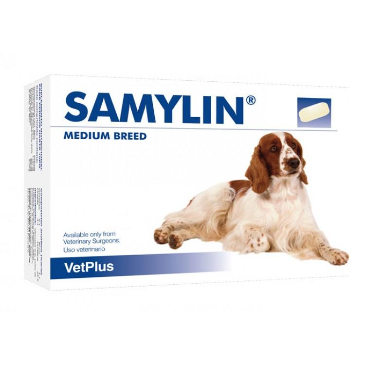 Samylin Medium Breed X 30 tablete