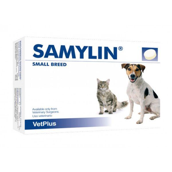 Samylin Small Breed x 30 tablete